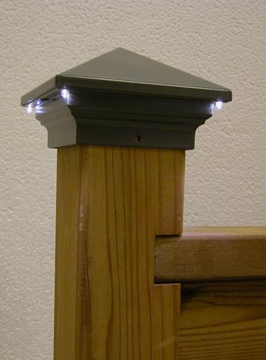 Aurora Eclipse LED Deck Light 3 1 2
