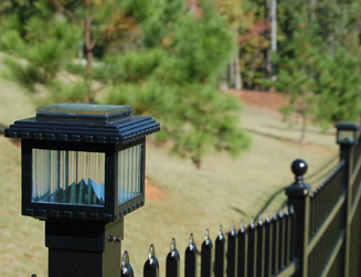 Deck depot the 1 place to buy deck lighting post caps deck deck depot the 1 place to buy deck lighting post caps deck balusters so polaris 2 2 12 fence post aloadofball Image collections
