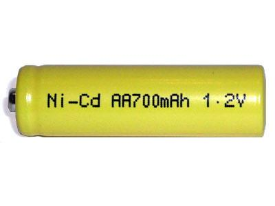 Nicad Rechargeable Battery For Solar Lights