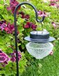 Aurora Mercury Solar Landscape Light