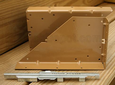 ez stair building kit 2 pack w spacer