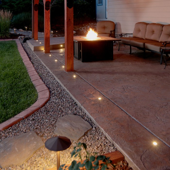Dekor Led Paver Dots