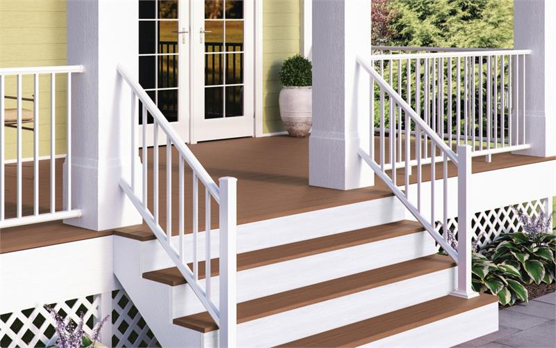 Deckorators 26 Quot Square Estate Balusters White