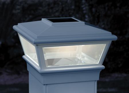 Deckorators Traditional Versacap Solart Deck Light
