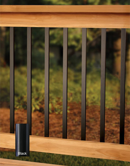 Deckorators Traditional Aluminum Deck Balusters