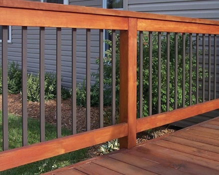 Traditional Deck Baluster
