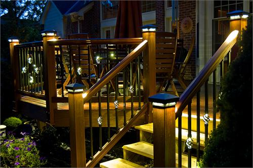 Dekor Led Deck Lights