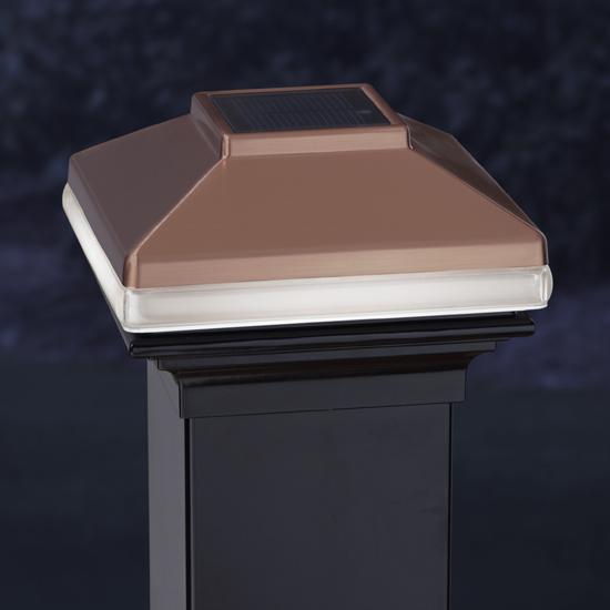 Deckorators Solarband Post Cap
