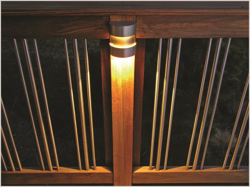 Highpoint Berkley Deck Rail Light