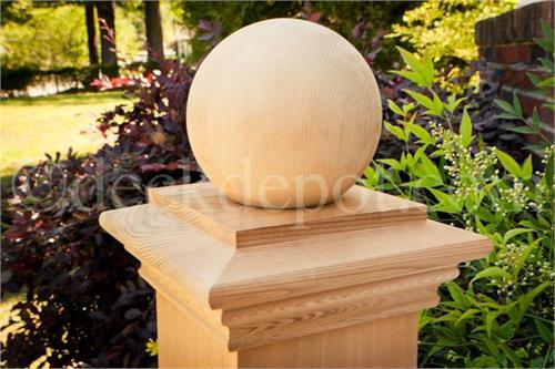 Nantucket Great Point Ball Post Cap